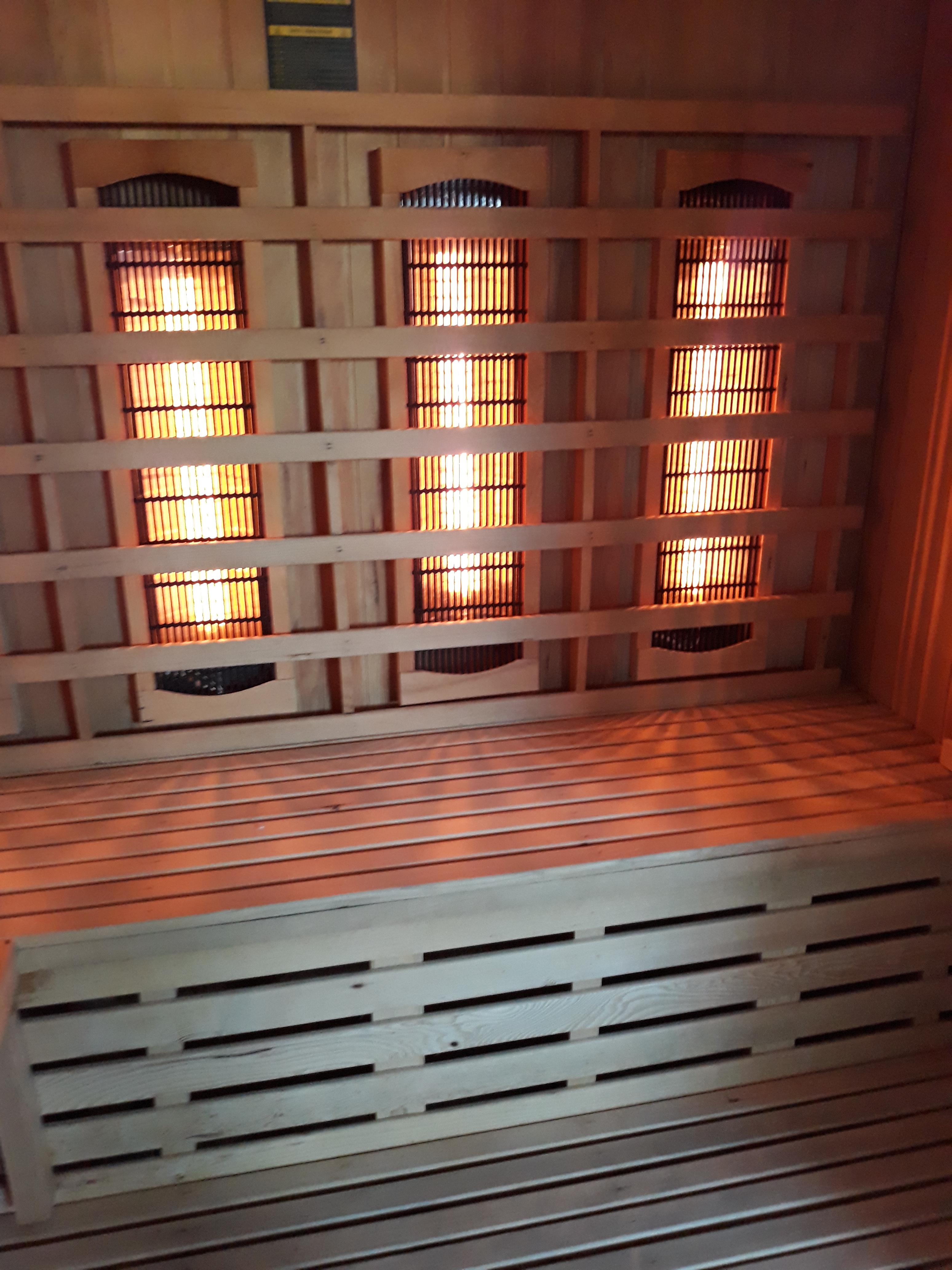 Sauna Infrared Wodnik Bielsk Podlaski 4