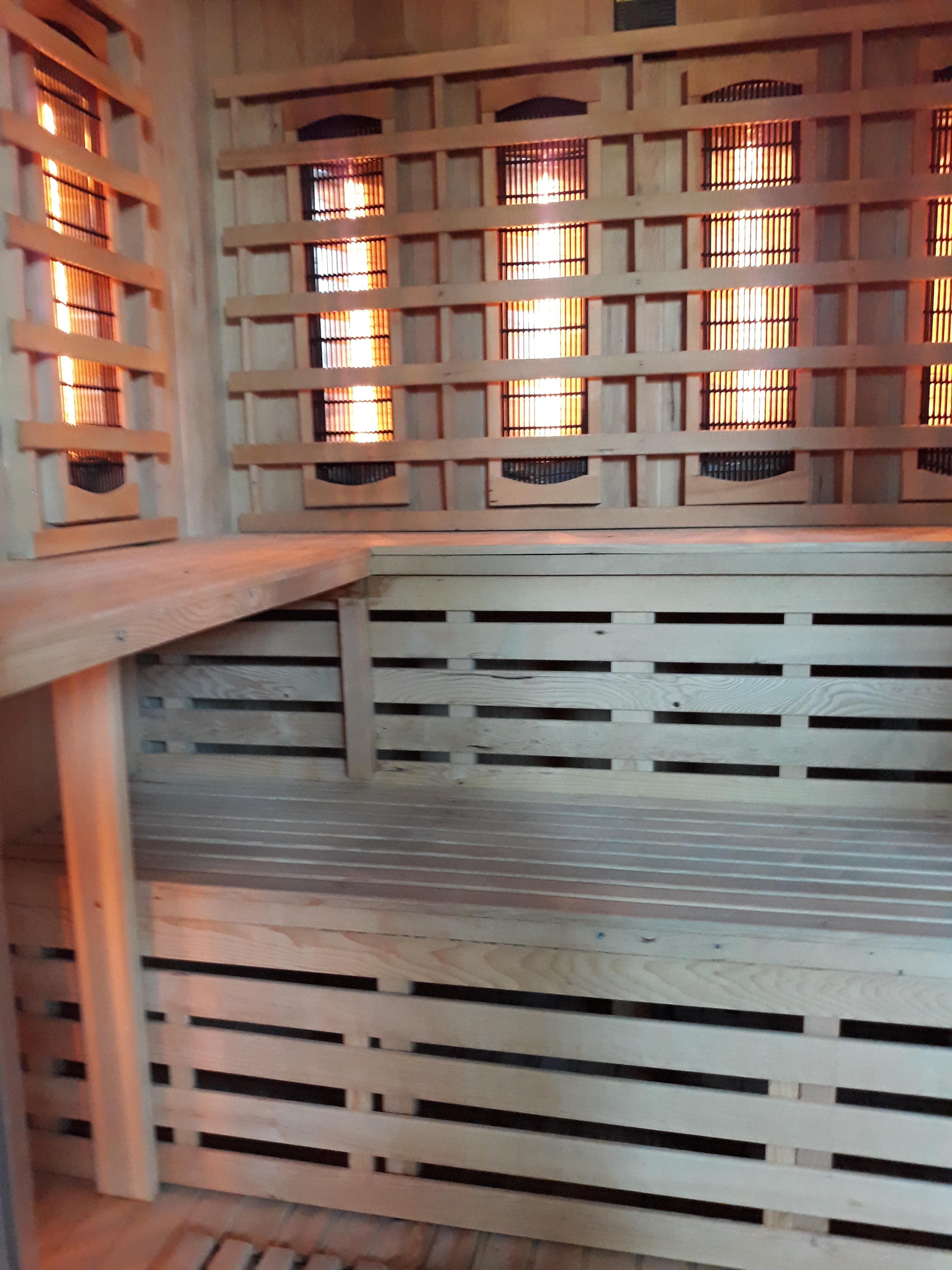 Sauna Infrared Wodnik Bielsk Podlaski 6